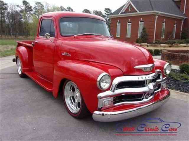 1954 Chevrolet 3100 for Sale on ClicCars.com