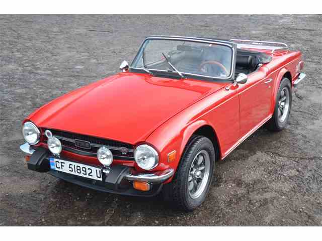 Picture of '76 TR6 - N0XZ