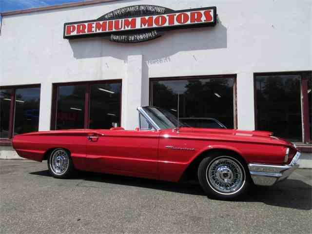 Picture of Classic '64 Ford Thunderbird - $27,995.00 - N0Y2