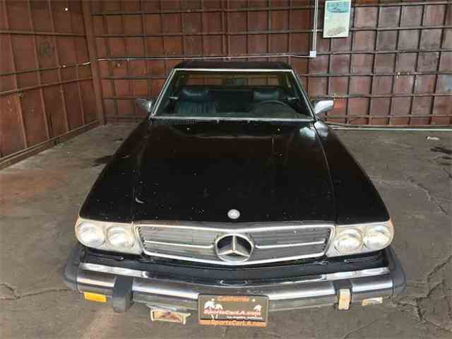 Picture of '76 450SL - N0YV