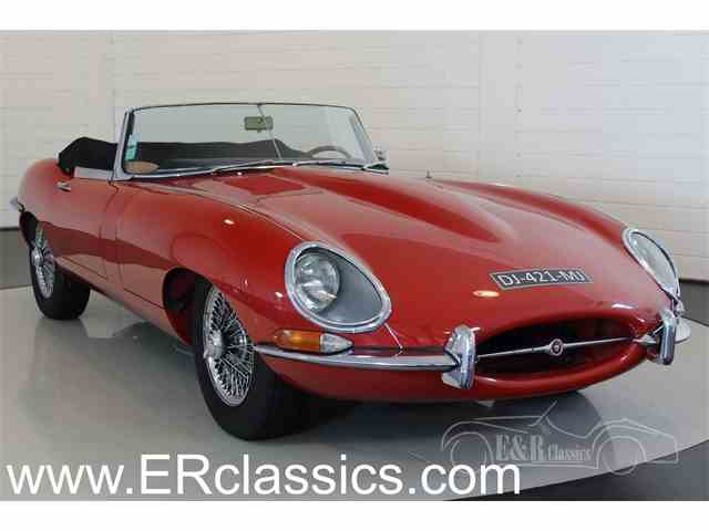 Picture of '62 E-Type - N0Z2