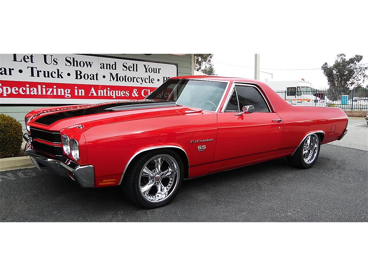 1970 chevrolet el camino ss for sale cc 1074369. Black Bedroom Furniture Sets. Home Design Ideas