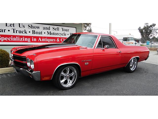 1970 to 1972 chevrolet el camino ss for sale on. Black Bedroom Furniture Sets. Home Design Ideas