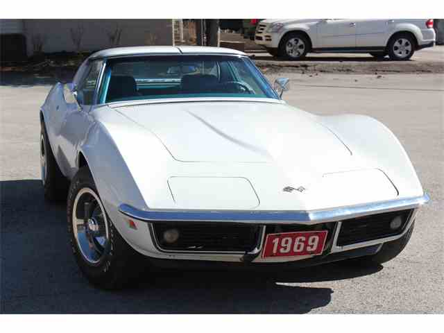 Picture of Classic '69 Corvette located in KENTUCKY - N0ZV