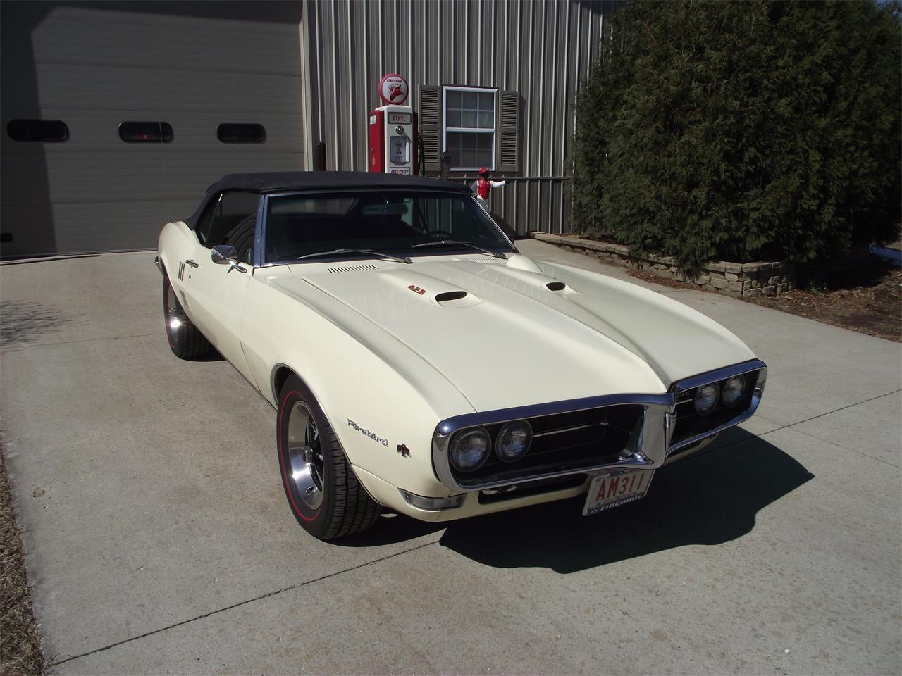 1968 pontiac firebird for sale classiccars com cc 1074382