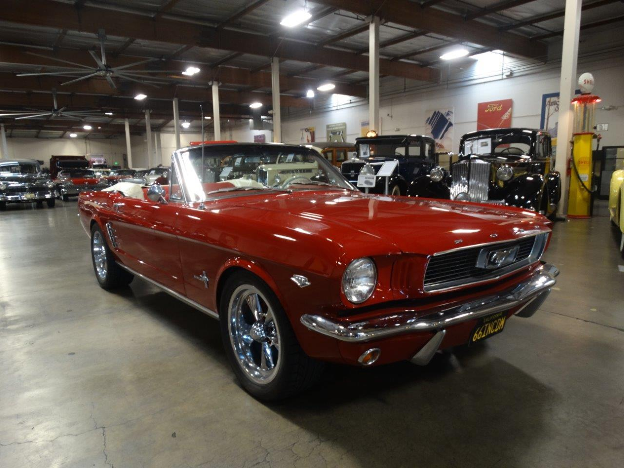 Large picture of 66 mustang n105
