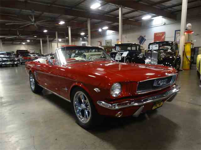 Picture of '66 Mustang - N105