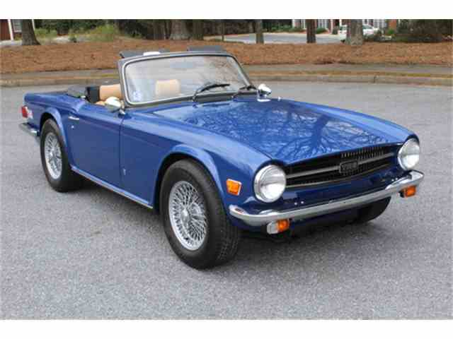 Picture of '75 TR6 - N10G