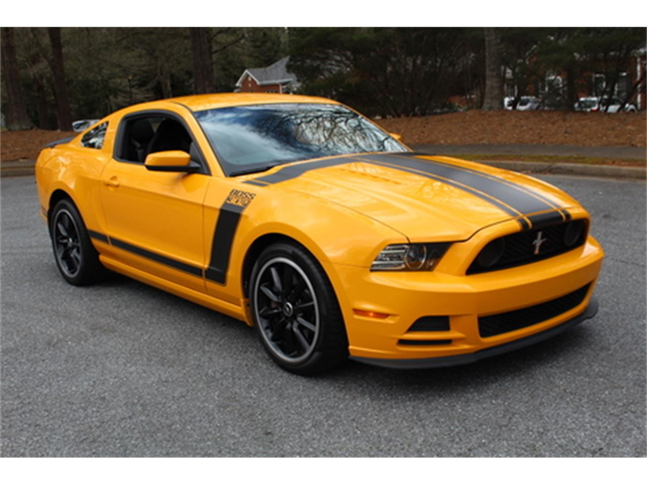 For sale 2013 ford mustang in roswell georgia
