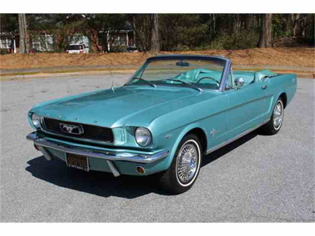 Picture of '66 Mustang - N10J