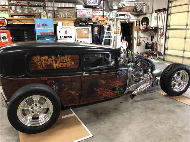 classic ford street rod for sale on. Black Bedroom Furniture Sets. Home Design Ideas