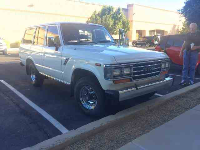 Picture of '89 Land Cruiser FJ - N10W