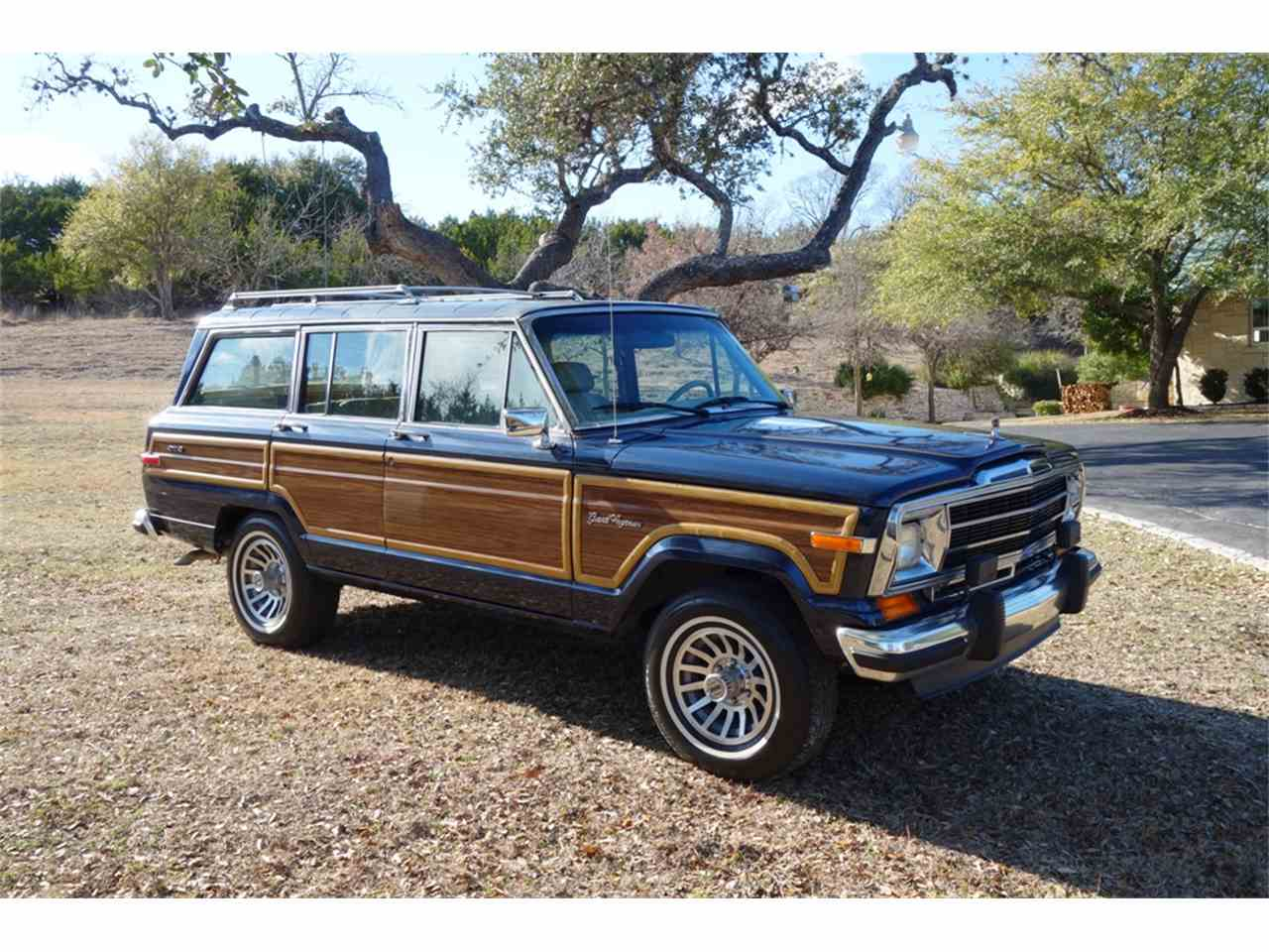 1991 jeep grand wagoneer for sale cc. Black Bedroom Furniture Sets. Home Design Ideas