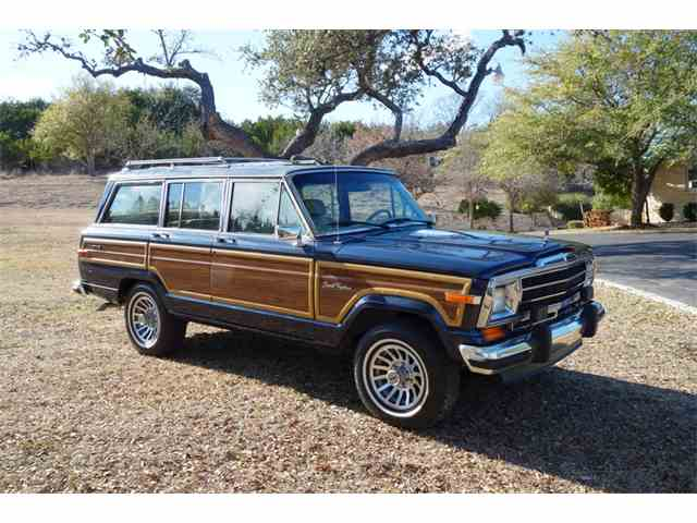 Picture of '91 Grand Wagoneer - MXYJ