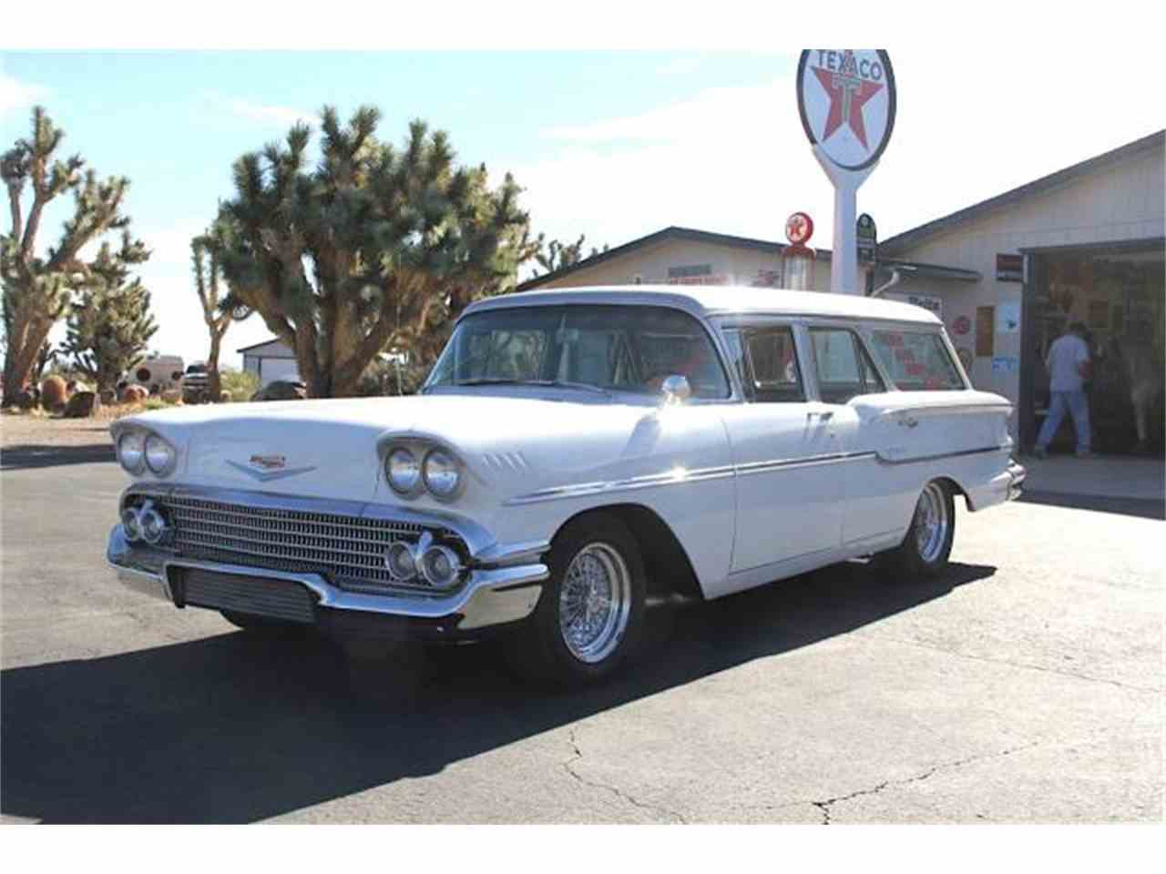 1958 Chevrolet Yeoman for Sale   ClicCars.com   CC-1074434