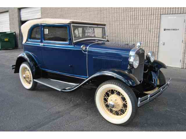 Picture of '31 Model A - N11K