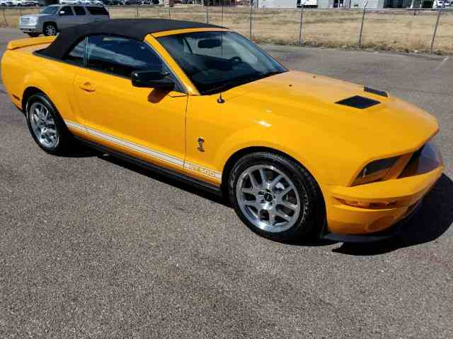 Picture of '08 Mustang - N121