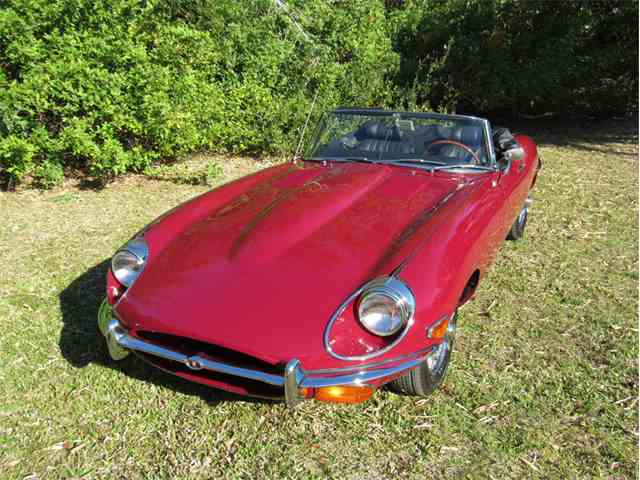 Picture of '69 Series II E-Type Roadster - N12X