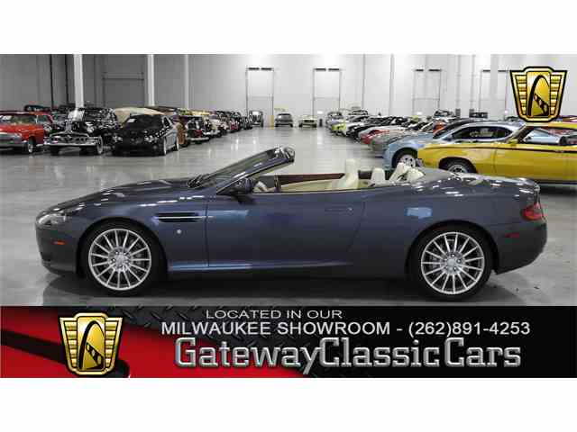 Picture of '06 DB9 - N13E