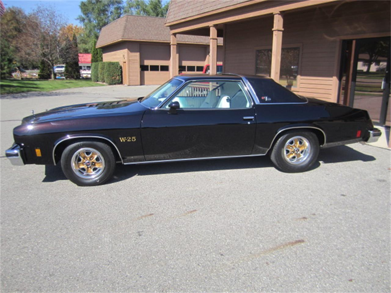 Large Picture of '75 Oldsmobile Hurst located in Michigan - $19,950.00 Offered by a Private Seller - MXYR