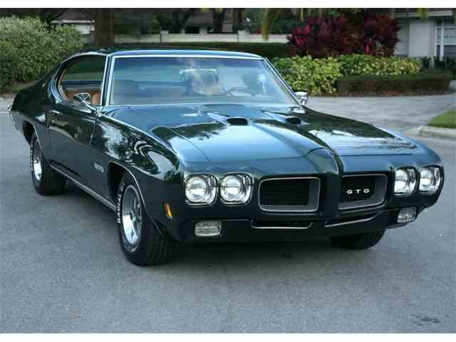 Picture of '70 GTO - N13N
