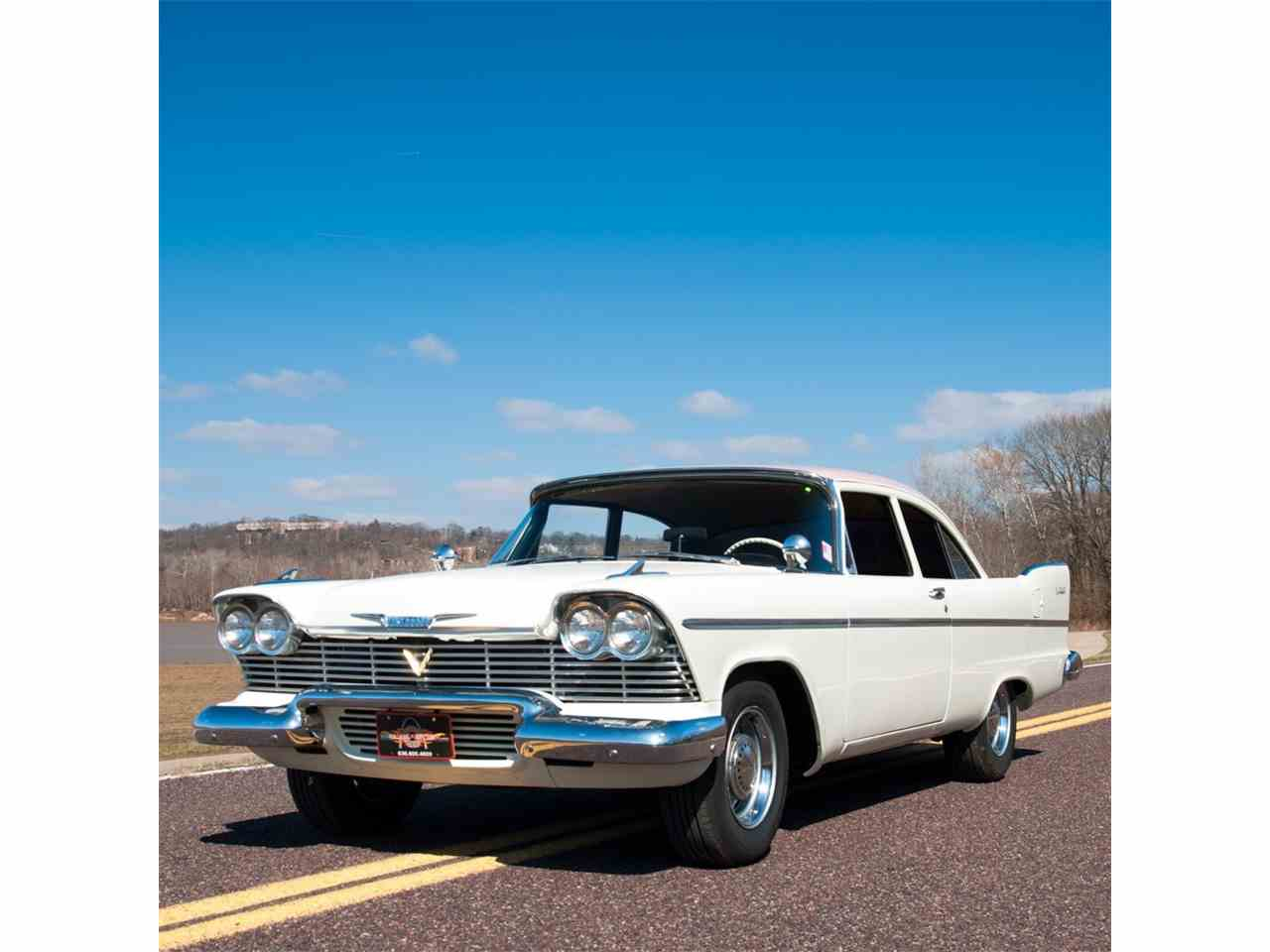 1958 Plymouth Savoy for Sale   ClassicCars.com   CC-1074520