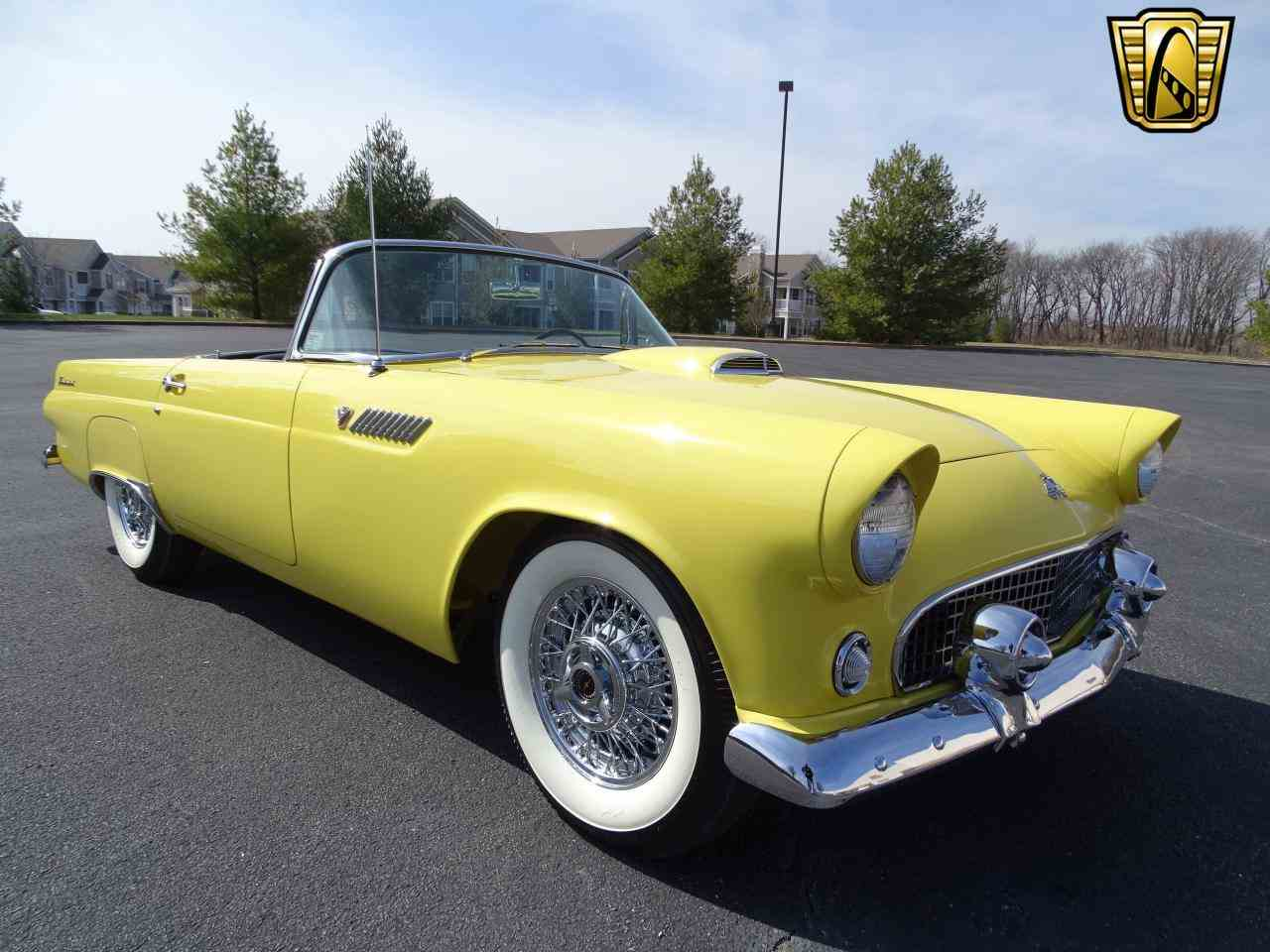 1955 ford thunderbird for sale cc 1074525. Black Bedroom Furniture Sets. Home Design Ideas