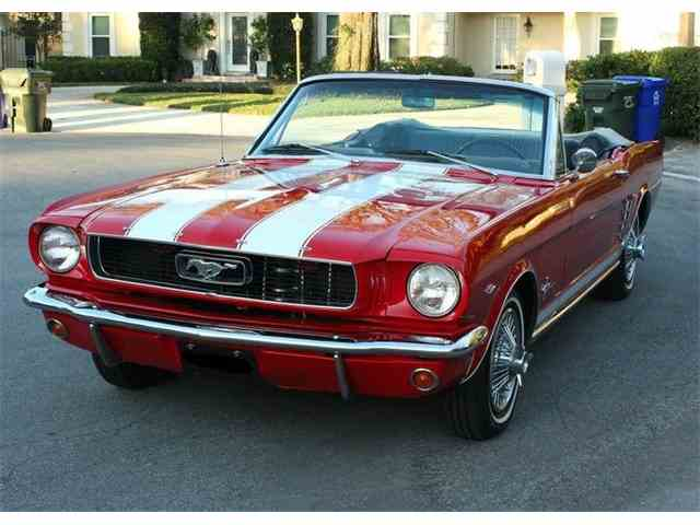 Picture of '66 Mustang - N140
