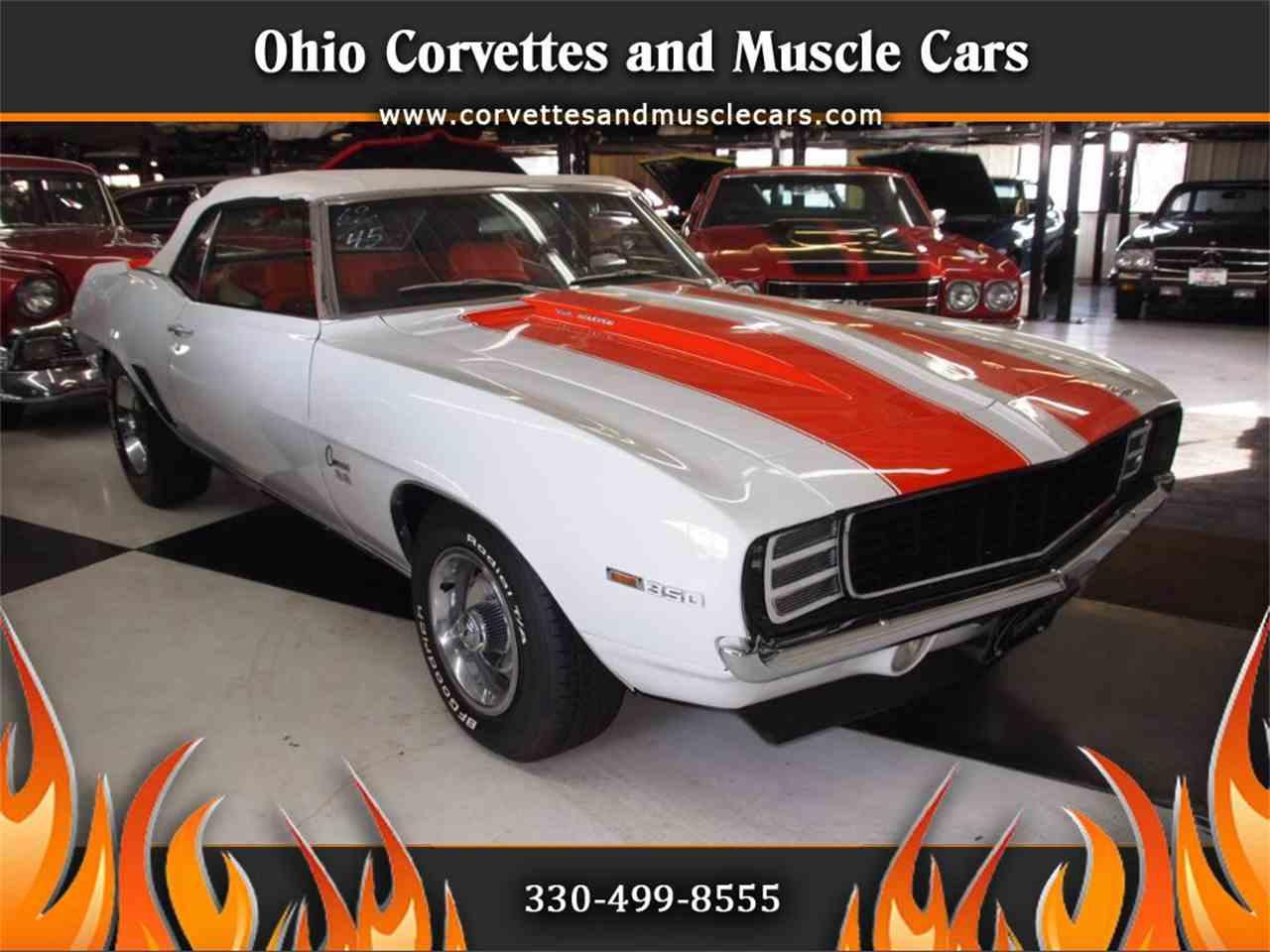 1969 Chevrolet Camaro for Sale | ClassicCars.com | CC-1074532