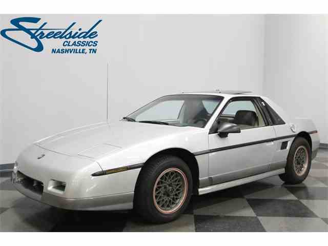 Picture of '85 Fiero - N14E