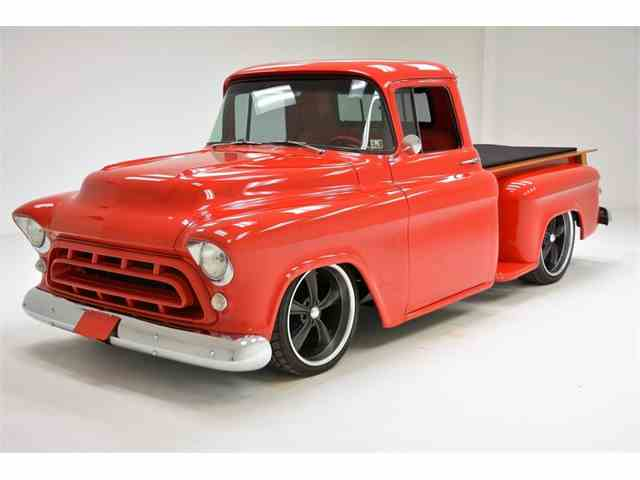 1957 Chevrolet Pickup for Sale on ClicCars.com