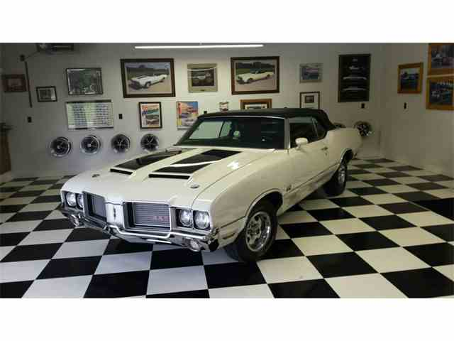 Picture of Classic '72 Cutlass Supreme located in Dimondale Michigan Offered by a Private Seller - MXYX