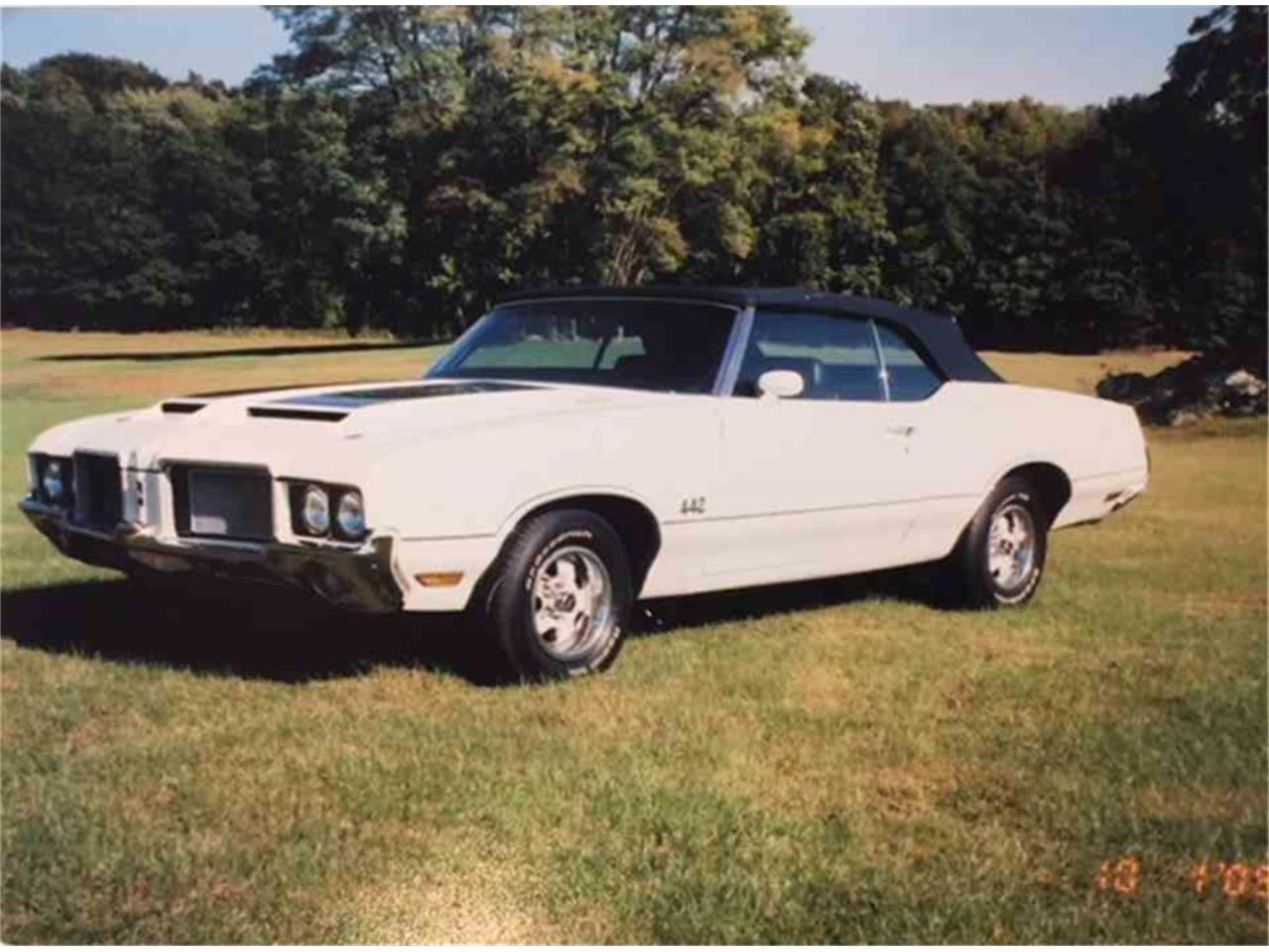 Large Picture of '72 Oldsmobile Cutlass Supreme located in Dimondale Michigan Offered by a Private Seller - MXYX