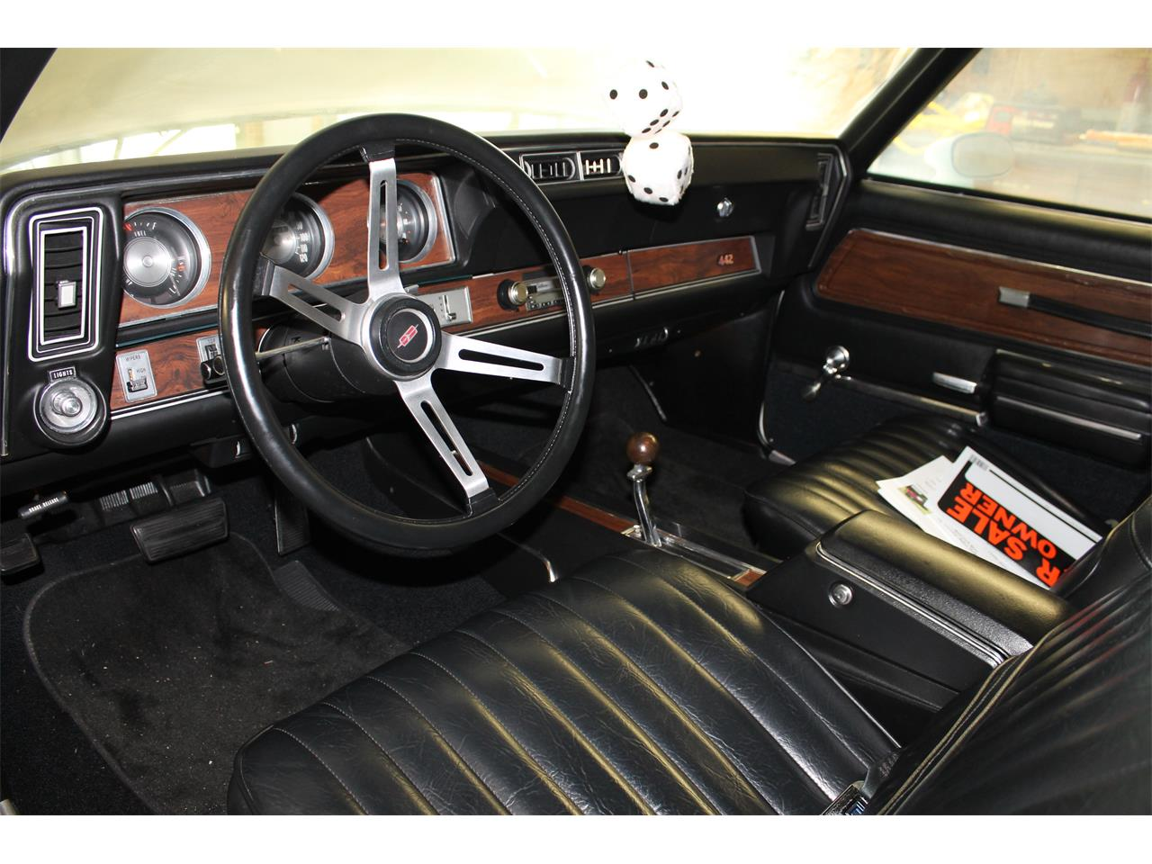 Large Picture of 1972 Cutlass Supreme located in Dimondale Michigan - $49,500.00 - MXYX