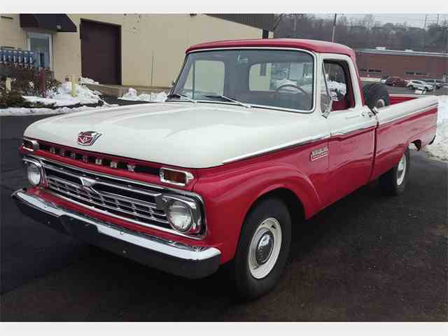 Picture of '66 M100 Pickup - N157
