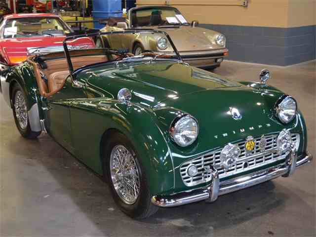 Picture of '59 TR3A - N15A