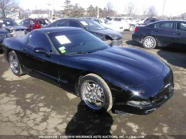 Picture of '00 Corvette - N15V