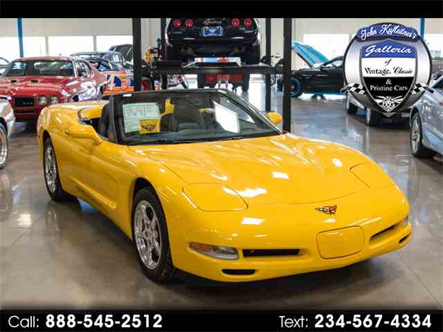 Picture of '02 Corvette - N160