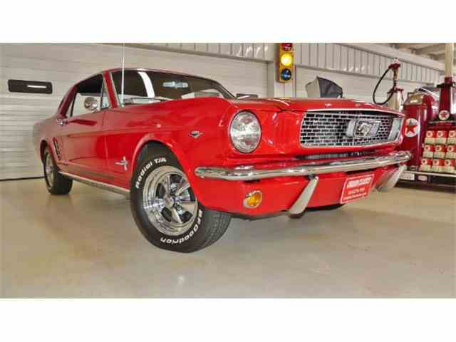 Picture of '66 Mustang - N163