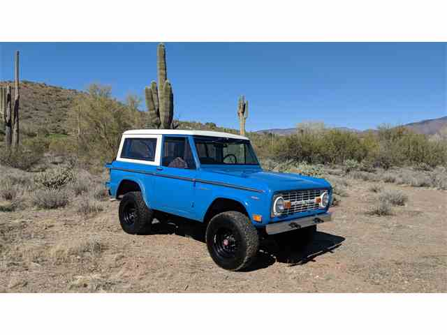 Picture of '69 Bronco - MXZ1