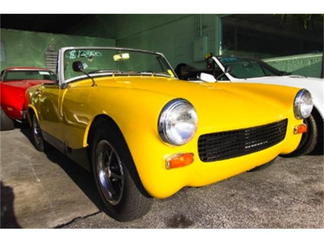 Picture of '66 Convertible - N16J