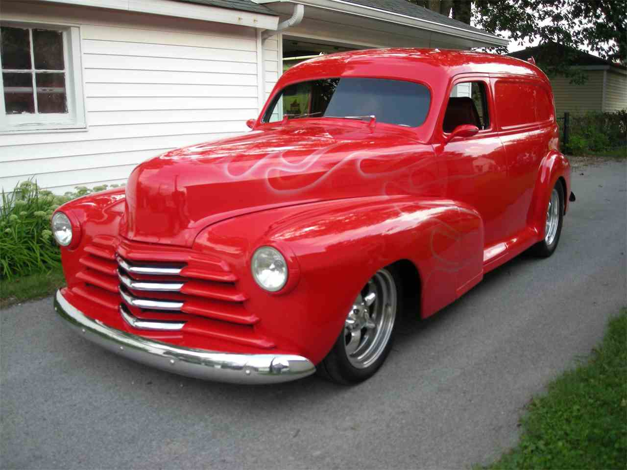 Large Picture of Classic '48 Chevrolet Sedan Delivery - MXZ2