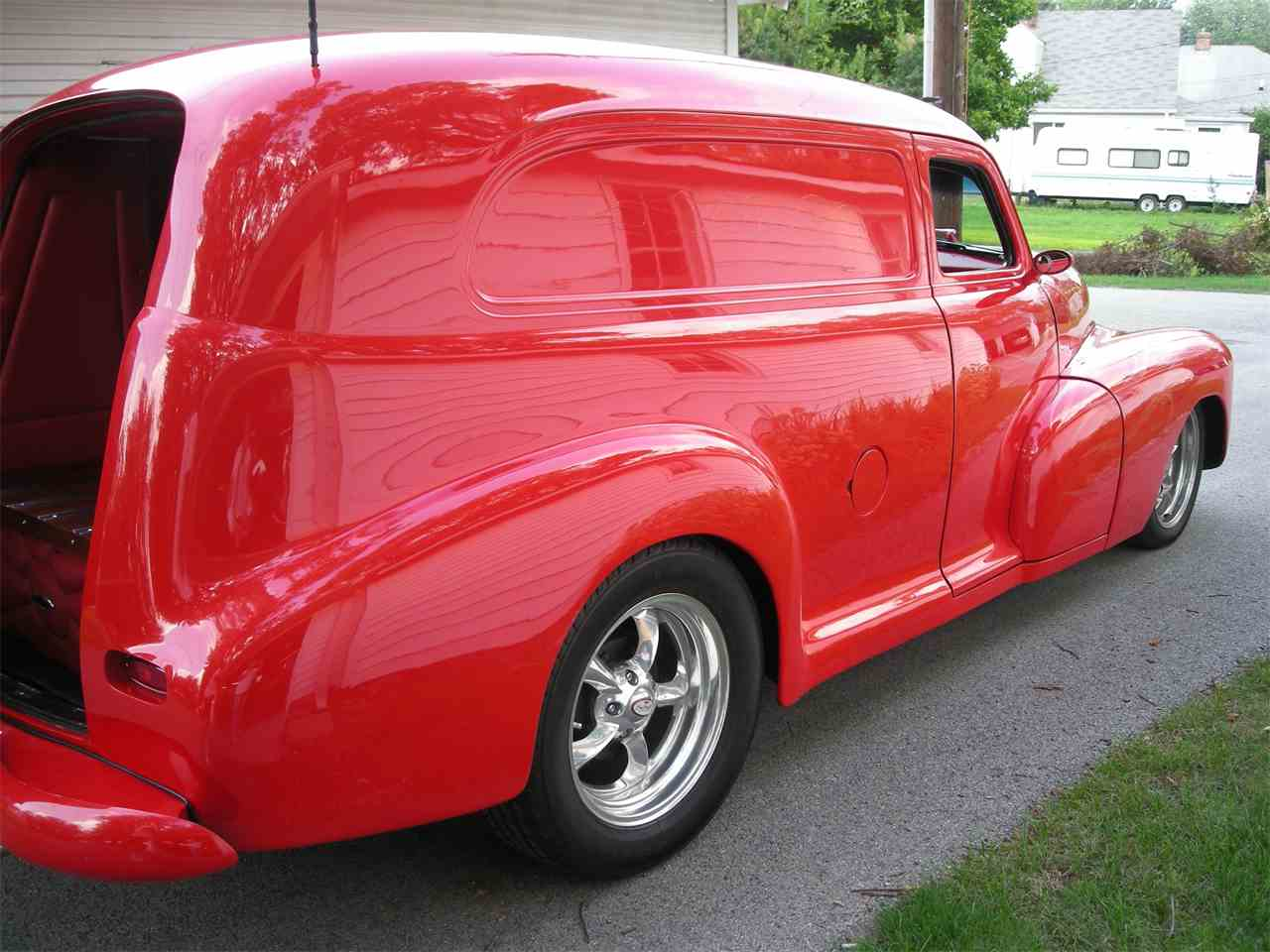 Large Picture of Classic '48 Sedan Delivery - MXZ2