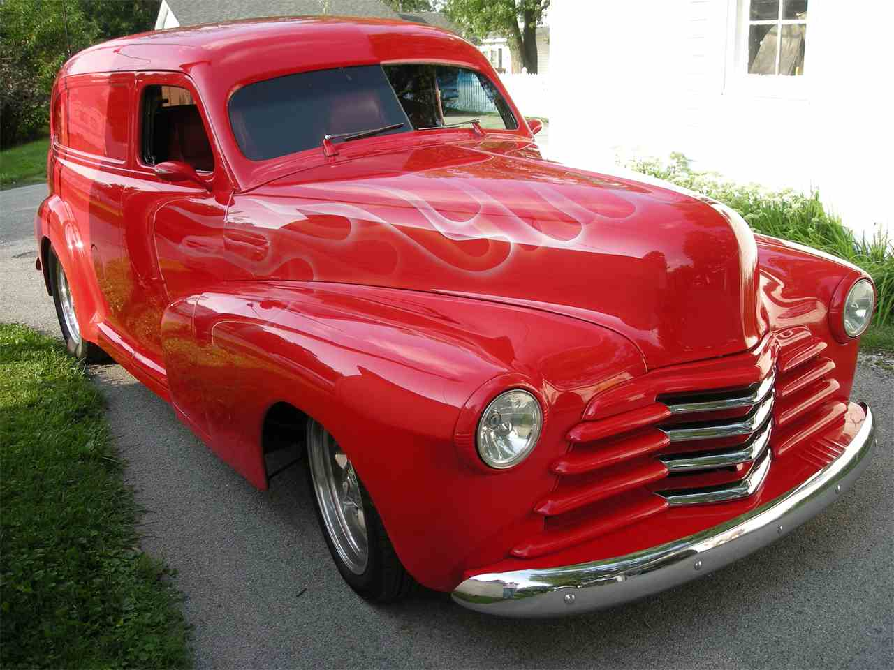 Large Picture of 1948 Chevrolet Sedan Delivery located in Plainfield Indiana - MXZ2