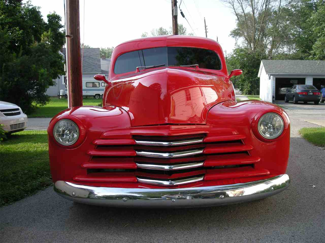 Large Picture of Classic '48 Chevrolet Sedan Delivery Offered by a Private Seller - MXZ2