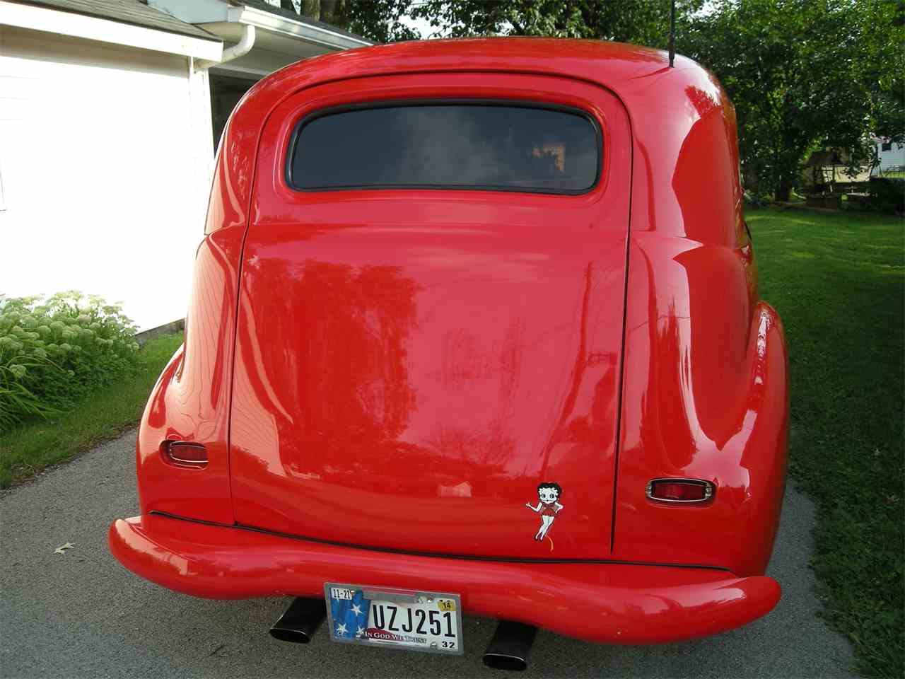 Large Picture of 1948 Chevrolet Sedan Delivery Offered by a Private Seller - MXZ2