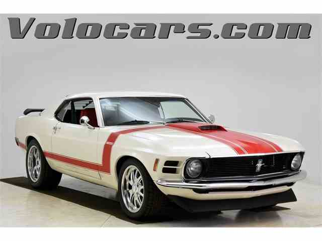 Picture of Classic 1970 Ford Mustang - $61,998.00 Offered by Volo Auto Museum - N16O
