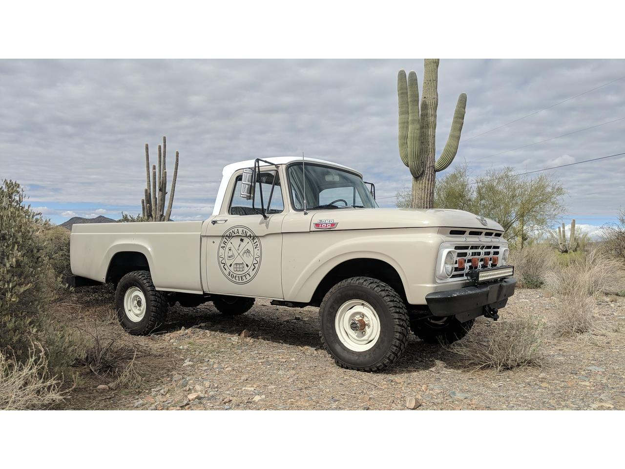 1964 Ford F100 For Sale Cc 1070463 1954 4x4 Large Picture Of 64 Offered By A Private Seller Mxz3