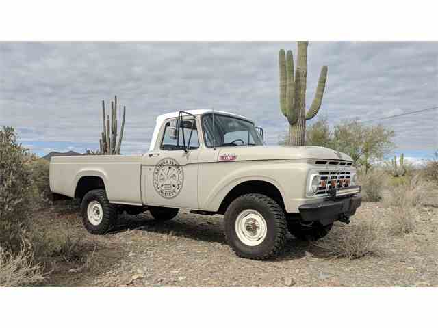 Picture of '64 F100 - MXZ3