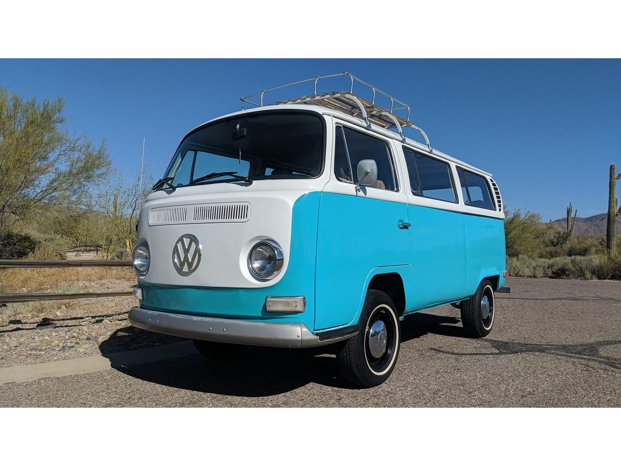 Large Picture of '71 Bus - MXZ4
